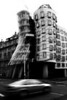 The Dancing House (a.k.a. Ginger & Fred). Finished in 1996 it was designed by Frank Gehry and Vlado Milunic.